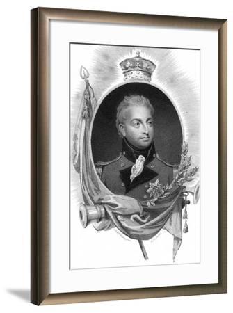 William Frederick, 2nd Duke of Gloucester- Scriven-Framed Giclee Print