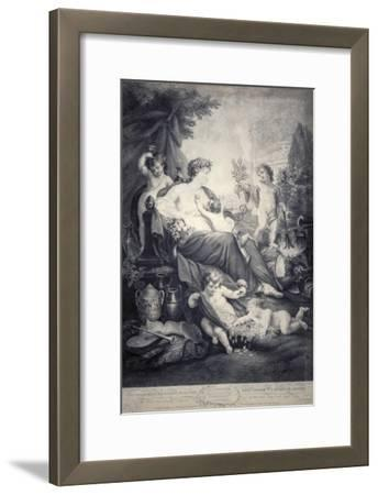 Happiness, 1799-Thomas Burke-Framed Giclee Print