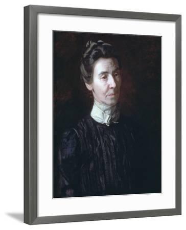 Mary Adeline Williams, 1899-Thomas Eakins-Framed Giclee Print