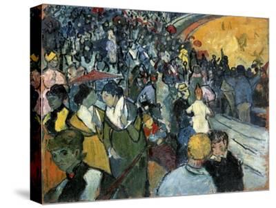 The Arena at Arles, 1888-Vincent van Gogh-Stretched Canvas Print