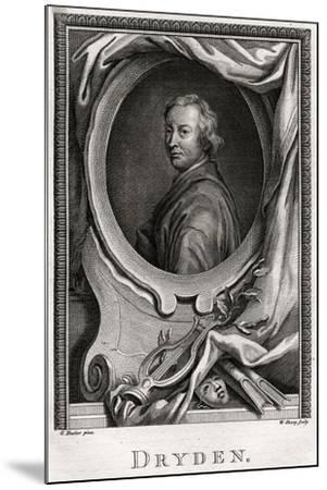 Dryden, 1775-W Sharp-Mounted Giclee Print