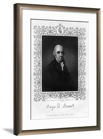 Dugald Stewart, 19th Century-William Home Lizars-Framed Giclee Print