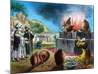 Burnt Offering, 20th Century-WC Hughes-Mounted Giclee Print