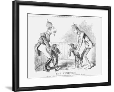 The Armistice, 1859--Framed Giclee Print