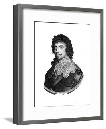Frederick V, King of Bohemia from 1619-1620--Framed Giclee Print