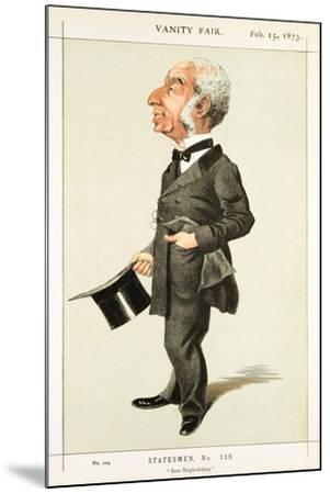 Iron Shipbuilding, 1873--Mounted Giclee Print