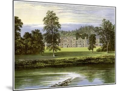 Abbotsford, Roxburghshire, Scotland, Home of the Scott Family, C1880-AF Lydon-Mounted Giclee Print