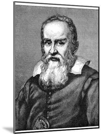 Galileo Galilei (1564-164), 1882-Justus Sustermans-Mounted Giclee Print
