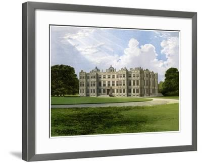 Longleat, Home of the Marquess of Bath, Wiltshire, C1880-AF Lydon-Framed Giclee Print