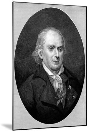 William Bartram (1739-182), American Naturalist, 1896--Mounted Giclee Print