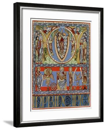 Ascension, C1155--Framed Giclee Print