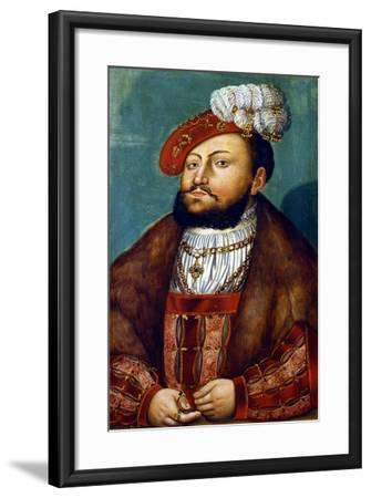 Frederick William, Elector of Brandenburg and Duke of Prussia, 17th Century--Framed Giclee Print