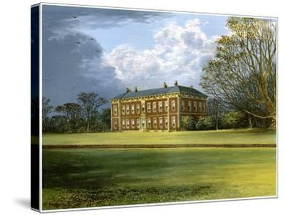 Beningbrough Hall, Yorkshire, Home of the Dawnay Family, C1880-AF Lydon-Stretched Canvas Print