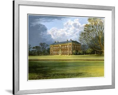 Beningbrough Hall, Yorkshire, Home of the Dawnay Family, C1880-AF Lydon-Framed Giclee Print
