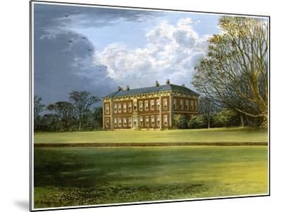 Beningbrough Hall, Yorkshire, Home of the Dawnay Family, C1880-AF Lydon-Mounted Giclee Print