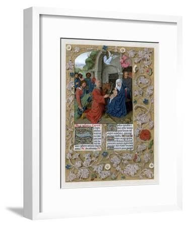 Adoration of the Magi, C1490-1497--Framed Giclee Print