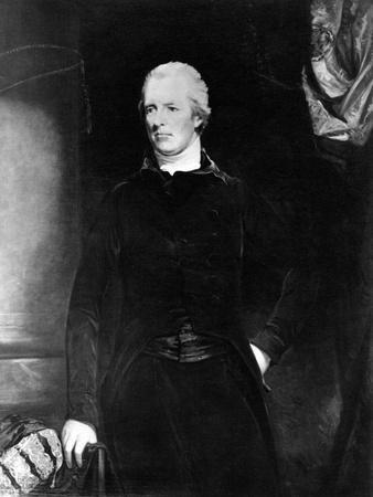 William Pitt the Younger, English Statesman-John Hoppner-Framed Giclee Print