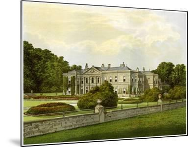 Studley Royal, Yorkshire, Home of the Marquess of Ripon, C1880-AF Lydon-Mounted Giclee Print