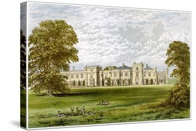 Panshanger Park, Hertfordshire, Home of Earl Cowper, C1880-AF Lydon-Stretched Canvas Print