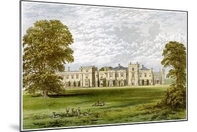 Panshanger Park, Hertfordshire, Home of Earl Cowper, C1880-AF Lydon-Mounted Giclee Print