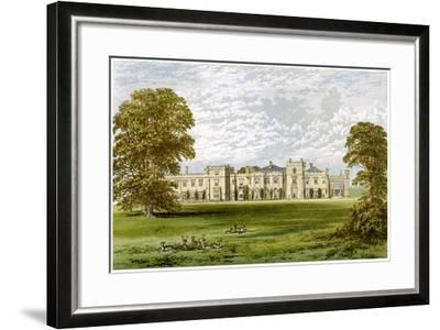 Panshanger Park, Hertfordshire, Home of Earl Cowper, C1880-AF Lydon-Framed Giclee Print