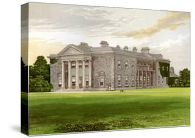 Bishopscourt, County Kildare, Ireland, Home of the Earl of Clonmel, C1880-AF Lydon-Stretched Canvas Print