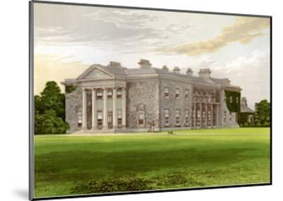 Bishopscourt, County Kildare, Ireland, Home of the Earl of Clonmel, C1880-AF Lydon-Mounted Giclee Print