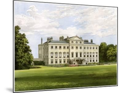 Lathom House, Lancashire, Home of Lord Skelmersdale, C1880-AF Lydon-Mounted Giclee Print
