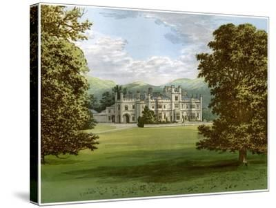 Dunmore Park, Stirlingshire, Scotland, Home of the Earl of Dunmore, C1880-AF Lydon-Stretched Canvas Print