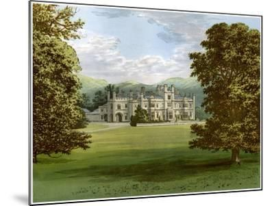 Dunmore Park, Stirlingshire, Scotland, Home of the Earl of Dunmore, C1880-AF Lydon-Mounted Giclee Print