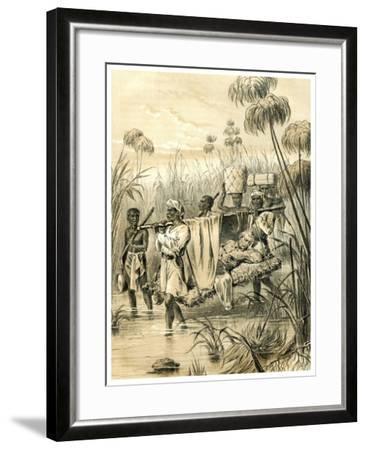 The Last Mile, 1873--Framed Giclee Print
