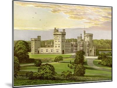 Dromoland, County Clare, Ireland, Home of Lord Inchiquin, C1880-AF Lydon-Mounted Giclee Print