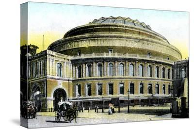 Albert Hall, London, 20th Century--Stretched Canvas Print