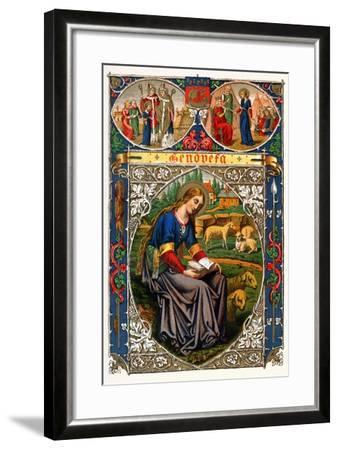 St Genevieve, 1886--Framed Giclee Print