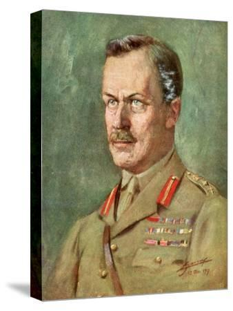 Sir Julian Hedworth George Byng, British First World War General--Stretched Canvas Print