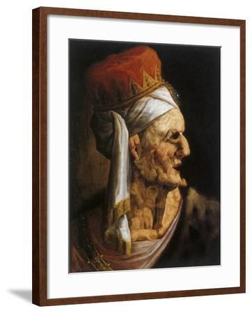 Herod, 17th Century--Framed Giclee Print