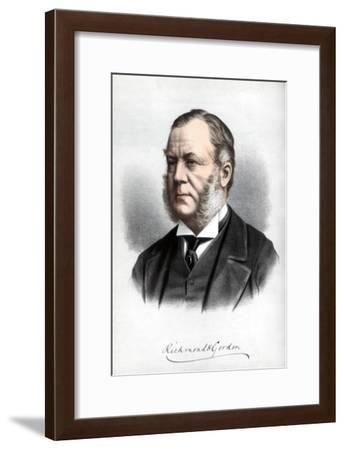 Charles Henry Gordon-Lennox, Duke of Richmond and Gordon, C1890-Petter & Galpin Cassell-Framed Giclee Print