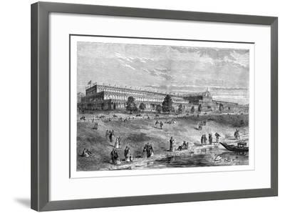 The Great Exhibition, Hyde Park, London, C1851, (1888)--Framed Giclee Print