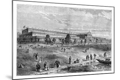 The Great Exhibition, Hyde Park, London, C1851, (1888)--Mounted Giclee Print
