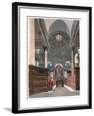 St Stephen'S, Walbrook, C1850--Framed Giclee Print