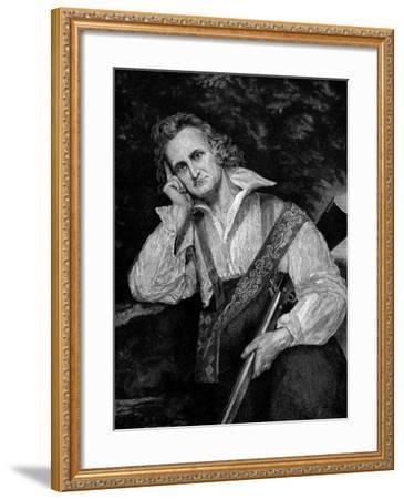 John James Audobon (1780-185), American Ornithologist and Artist--Framed Giclee Print