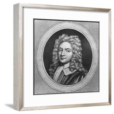 Robert Walpole, 18th Century English Statesman--Framed Giclee Print
