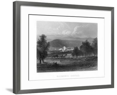 Balmoral Castle, Aberdeenshire, Scotland, 1899--Framed Giclee Print