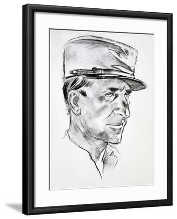 Legionnaire, 20th Century--Framed Giclee Print