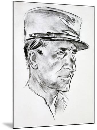 Legionnaire, 20th Century--Mounted Giclee Print