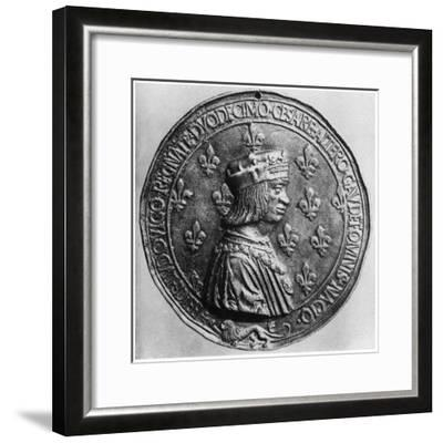 Louis XII, King of France, 1499-Colin Lepere-Framed Giclee Print