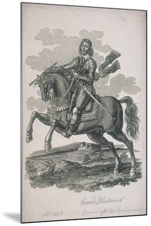 General Charles Fleetwood--Mounted Giclee Print
