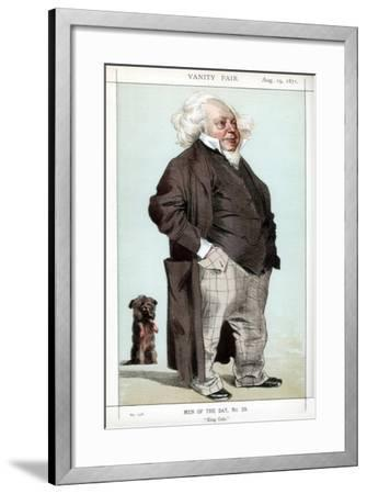 King Cole, 1871-Coide-Framed Giclee Print