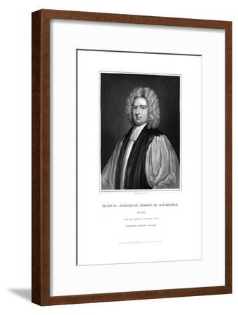 Francis Atterbury (1663-173) English Prelate, Polemical Writer and Orator, 1732-Godfrey Kneller-Framed Giclee Print