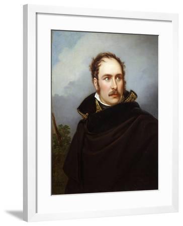 Eugène De Beauharnais, (1781?182), 1815--Framed Giclee Print